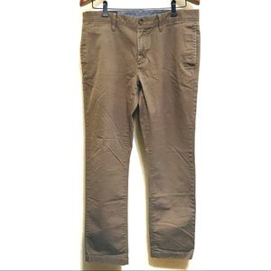 Wallin and Bros Brown Khaki Dress Pants